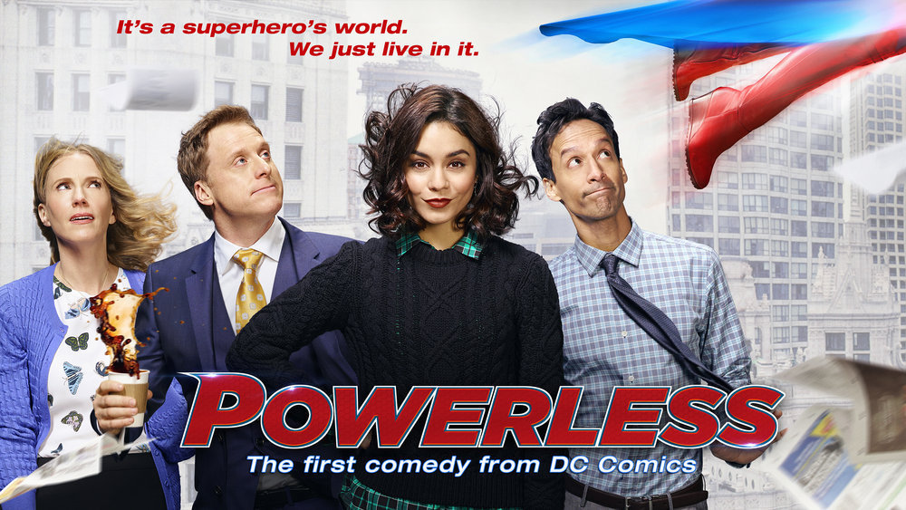 Powerless DC Comics