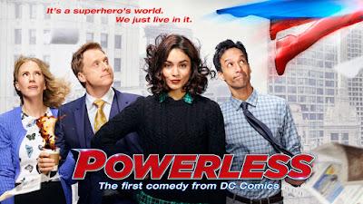 Powerless DC Comics