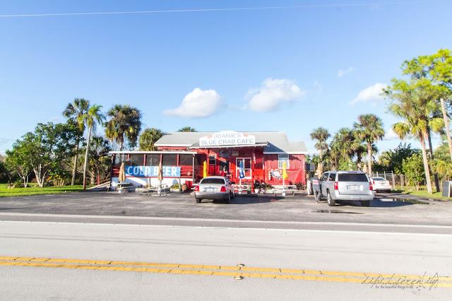 Joanie's Blue Crab Cafe  39395 U. S. HWY. 41, Ochopee, FL 34141
