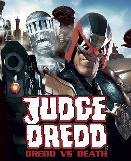Judge Dredd: Dredd vs. Death,image,cover,screenshot ,wallpaper