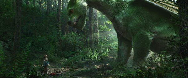 "Review of ""Pete's Dragon."""
