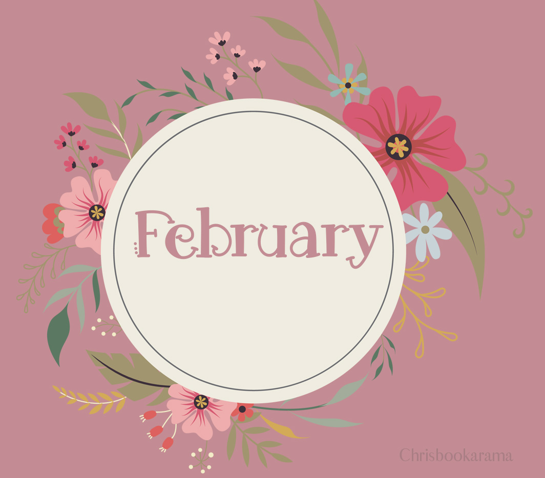 February 2018 Chrisbookarama