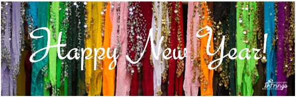 Happy New Year - photo by Deborah Frings - Deborah's Gems