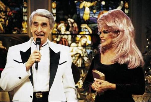 Paul Crouch y Jan Crouch