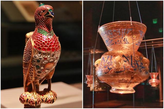 Una visita al Museo de Arte Islámico de Doha Colección permanente 2