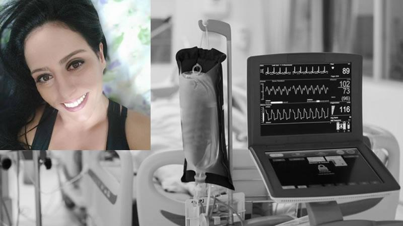 Mulher que levou tiro de ex-marido segue internada em estado grave na UTI