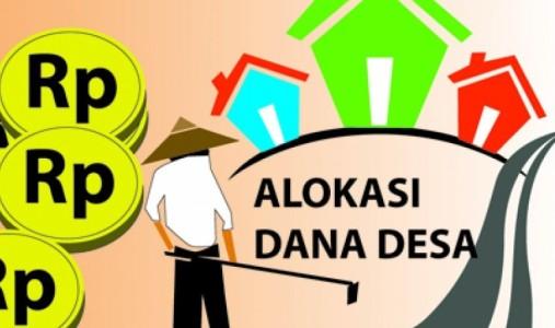 Kontraktor Tak Boleh, Kerjakan Proyek Dana Desa
