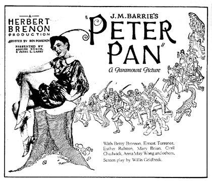 San Francisco : Peter Pan shows in Vacaville