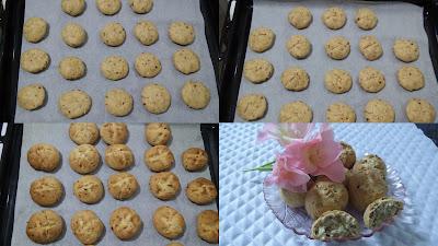 bademli kurabiye nasıl yapılır