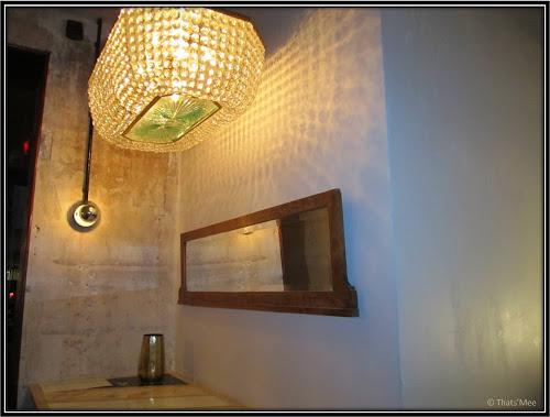 lustre Resto PAN Rue Martel Paris 10eme
