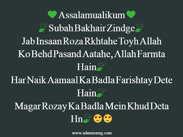 Rozay Ka Ajar O Sawab