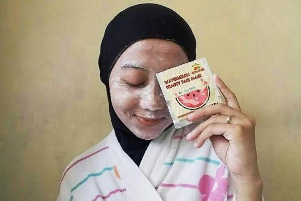 Masker Wajah Kulit Semangka Untuk Kecantikan