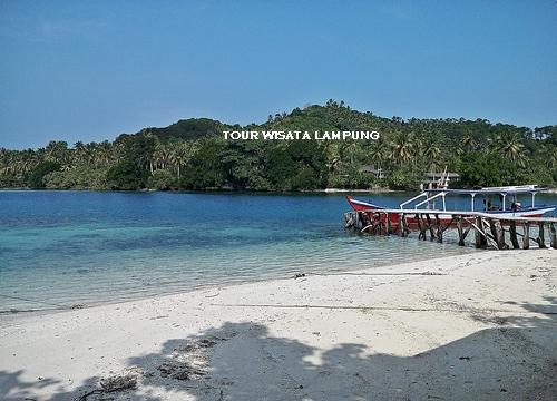 pulau tanjung putus destinasi tour wisata lampung