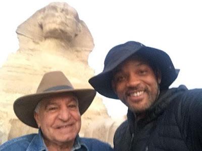 صور ويل سميث فى مصر