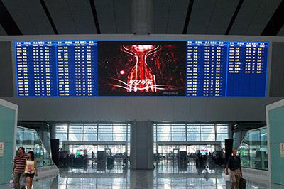 màn hình led p8 sử dụng trong nhà