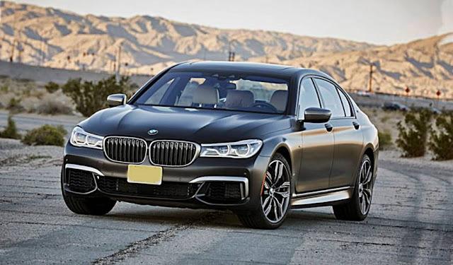 2017 BMW M760Li xDrive with More Torque