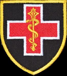 нарукавний знак Командування Медичних сил