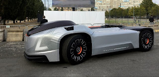 Volvo's self-driving future truck