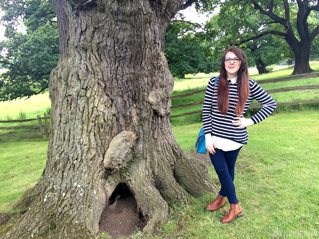 A day out at Runnymede and an #ootd | Love, Maisie