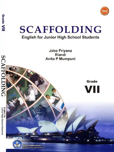 Download Buku Siswa KTSP SMP dan MTs Kelas 7 Scaffolding Grade VII