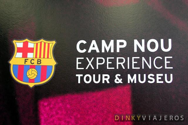 Camp Nou Experience Tour & Museu