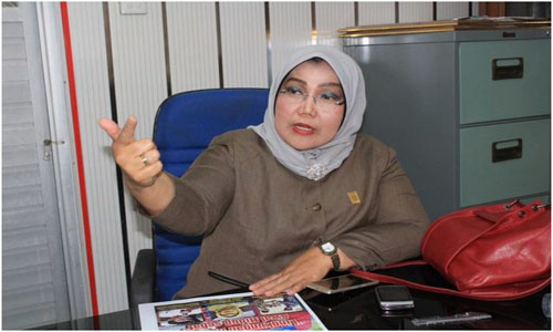 Anggota DPRD kota Padang Kecewa dan Prihatin