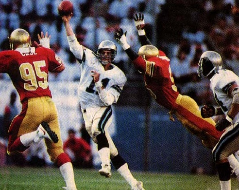 Today in pro football history 1983 panthers edge stars for first 1983 panthers edge stars for first usfl championship sciox Gallery