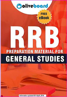 RRB Preparation Material For General Studies