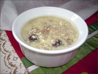 Sweet Milk Soup For Children image