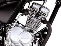 Honda CB1 PRO: Motor