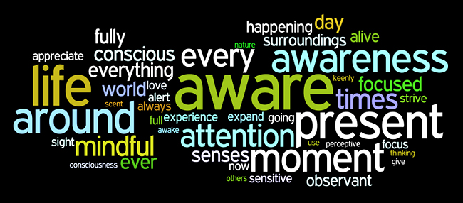 awareness affirmations wordle