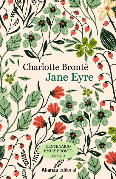 Jane Eyre bonita portada de libro