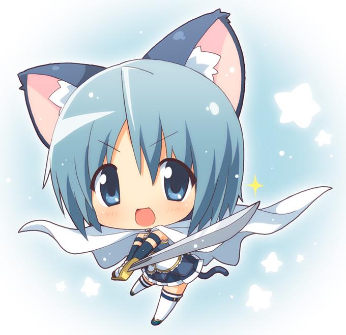 Anime Girl Chibi: Chibi Anime Gallery