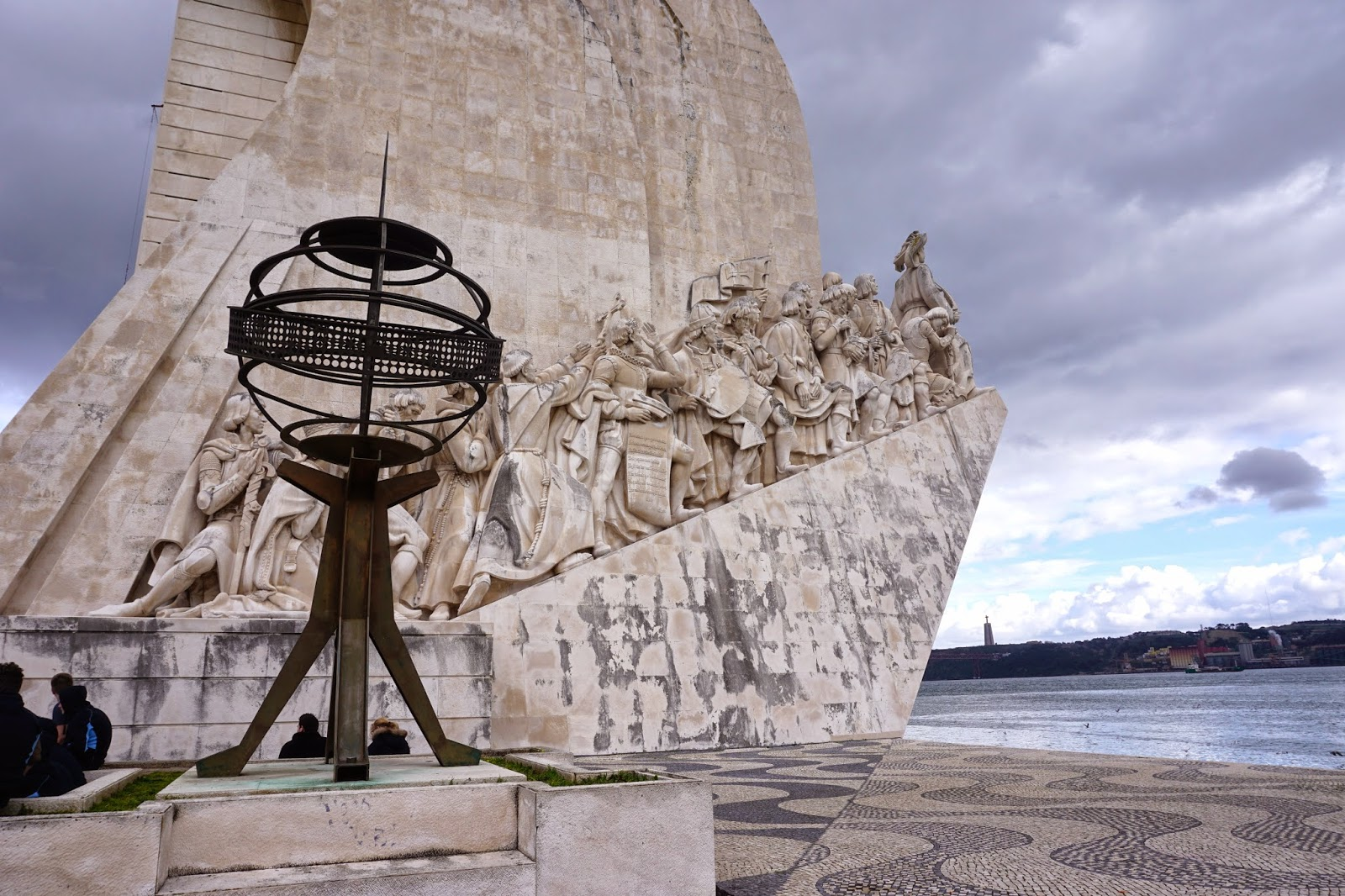 Padrado dos Descobrimentos, Monument to the Discoveries in Lisbon