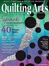 Quilting Arts Dec/Jan 2019/20