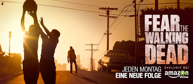Serientipp : Fear the Walking Dead | Am Montag geht es los