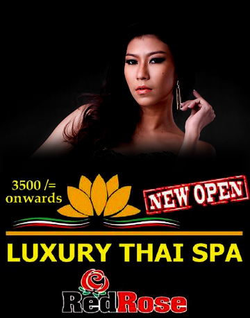 Red Rose Luxury Thai Spa, Negombo