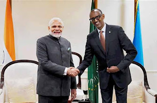 India, Rwanda sign eight agreements