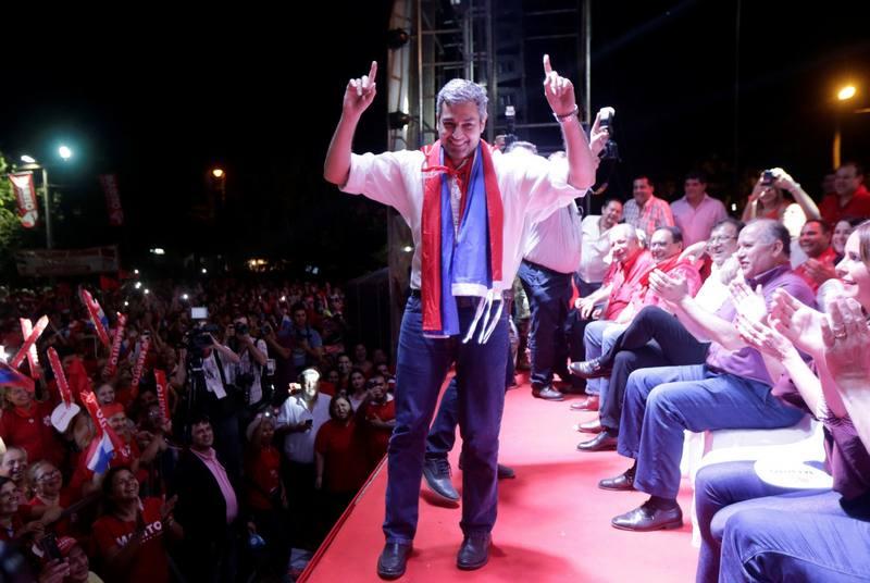 Paraguai elege novo presidente neste domingo