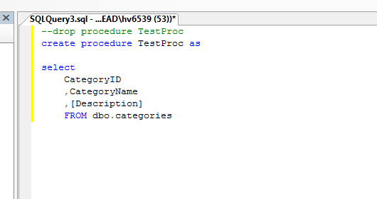 My experience with  NET: How to invoke a stored procedure in