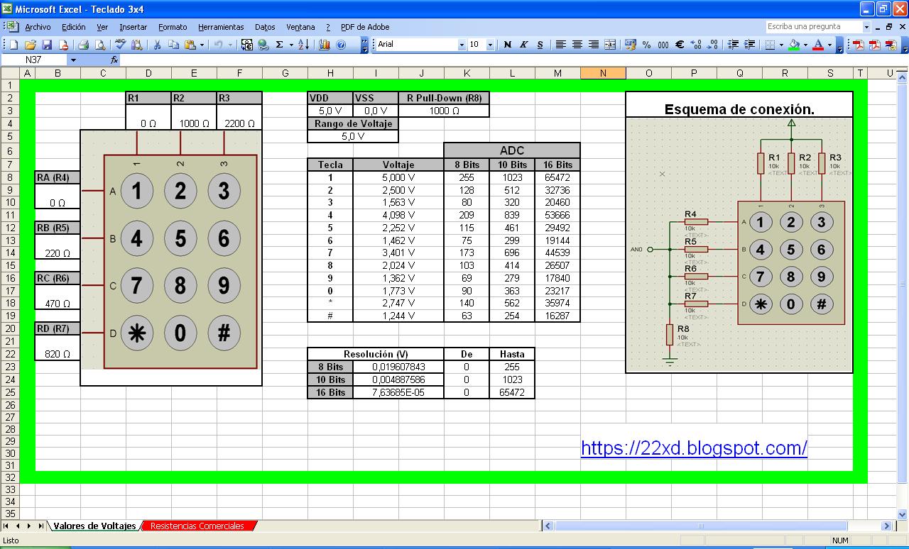 Datasheet pic18f452