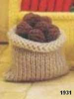patron gratis patata amigurumi de punto, free knit amigurumi pattern potato
