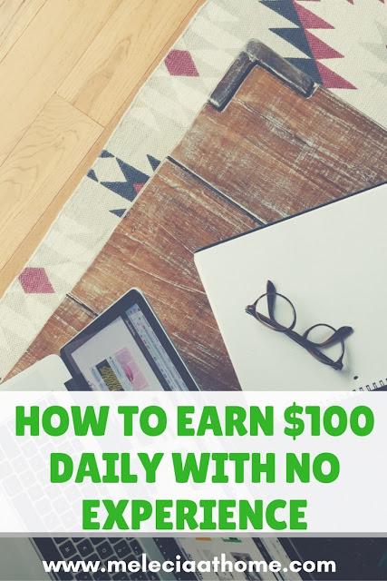 Earn Daily No Experience Extra Money