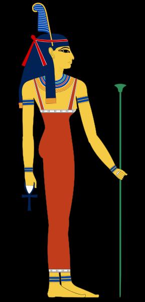Maat, ancient Egyptian goddess