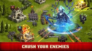 King Of Avalon Dragon Warfare Apk Full Trops infinite