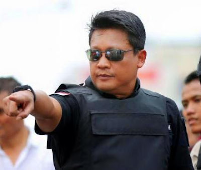 polisi ganteng gagah krishna murti mukti, kombes