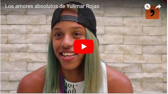 Yulimar Rojas pide que Venezuela respete su lesbianismo