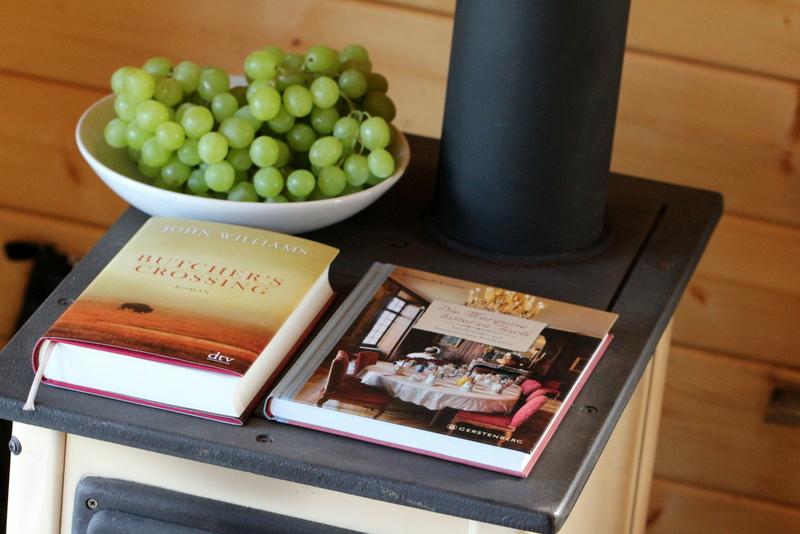 Reisen mit dem Bunbo 2015: Smutjes Urlaubslektüre. Butchers Crossing und Die Marquise bittet zu Tisch | Arthurs Tochter Kocht by Astrid Paul