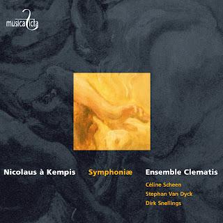Nicolaus à Kempis (c.1600-1676) - Symphoniae