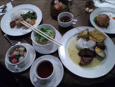 Buka Bersama di Kampoeng Melayu GranDhika Hotel Semarang